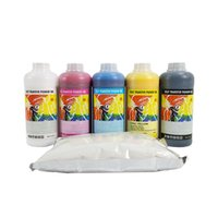 Ink Refill Kits Fcolor 1000ML*6 DTF PET Film Printing For Filim And Transfer L1800