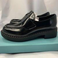 Новое Прибытие Женщины Мокасины Платье Свадебные Обувь Высококачественная Кожаная Обувная Платформа Сандалия Мода Бизнес Формальная Лоуфль Социальная Коренастая обувь