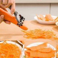 3 em 1 peeler 360 lâmina rotativa de frutas vegetais batata cenoura cenoura pcourum slicer y-shaped julienne peeler ferramenta multifuncional 202 v2