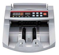 Contadores de contadores de dinheiro, 110V / 220v, contador de dinheiro, adequado para dólar norte-americano etc. Máquina de contagem compatível multi-moeda LLFA EVQG