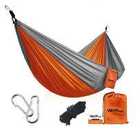 Portaledges escalando grande dupla pára-quedas ao ar livre hammock confortável