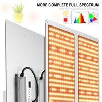 1000W 4000W SAMSUNG LM301H / LM301B Quantum Tech LED تنمو ضوء الطيف الكامل 3000K 5000K مزيج 660nm زراعة حقيبة