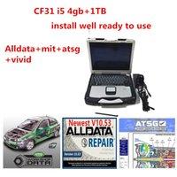 Toughbook CF31 Ноутбук I5 CPU 4GB RAM с 1TB HDD Alldata Soft-Ware Mit ... Ell Vivid Schateop atsg Установите хорошо