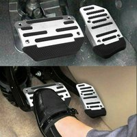 Acessório automático do carro da tampa do pedal do pedal do pé do pé