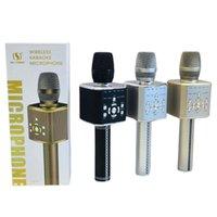 Original YS-97 Microfone Sem Fio Bluetooth Speaker Suporte USB / TF Cartão / Rádio FM