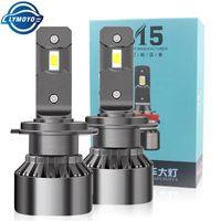 LED H4 H7 H8 H9 H11 8000LM 50W 6500K Auto LED fari fenori nebbia bianca 9005 HB3 9006 HB4 fendinebbia