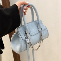 Evening Bags Advanced Sense Versatile Ins Bag Women's 2021 Fashion Messenger Large Capacity Shoulder