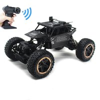 New Arrival 4WD Rock Crawler Off Road RC Car Remote Control Toy Machine On Radio Control 4x4 Drive Car Toys For Boys 5510