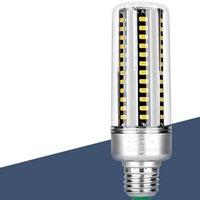 Super Bright LED Corn Light Bulbs E26 E27 E14 B22 Bulb Daylight Lamp 6500K Shop Lights for Garage Home Factory Lighting usalight