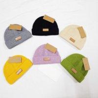 Luxury Men Breathability Beanies Solid Color Women Designers Hats Autumn Winter Warm Knit Cap Outdoor Visors 2021