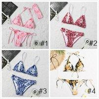 LujoFactory Fashion Mezcla de moda 24 estilos Mujeres Swimsuits Bikini Set Multicolors Multicolors Tiempo de verano Baño de baño Trajes de baño de viento