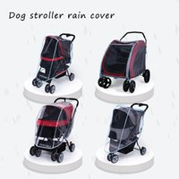 Cat Beds & Furniture Outdoor Pet Cart Dog Carrier Stroller Cover Puppy Rain For All Kinds Of And Carts