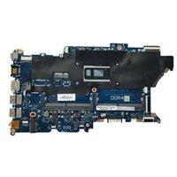L44883-501 L44883-501 L44883-001 ل HP Probook 440 G6 450 G6 Laptop اللوحة الأم DAX8JMB16E0 مع SRFFX I5-8265U DDR4 100٪ اختبارها