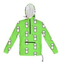 Men's Hoodies & Sweatshirts Dream Smp Dreamwastaken Hoodie 3D Print Mens Hooded Jacket Slim Fit Homme Trendy Windbreaker Brand Clothing Stre