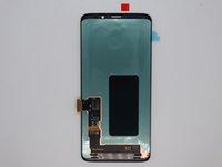 Samsung Galaxy S9 Plus G965 için AMOLED Ekran LCD Ekran Panelleri Çerçeve Olmadan