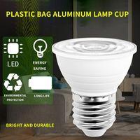 Bulbos Juss Fort LED Lámpara Copa 2835 Iluminación para el hogar E27 E14 MR16 B22 Bombilla de ahorro de energía y protección del medio ambiente