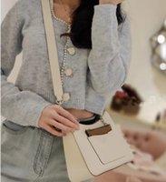 Mulheres luxurys designers bolsas de ombro bolsa bolsa underarm saco europeu e americano primavera verão moda marrom branco preto cereja cor