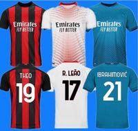 IBRAHIMOVIC 20 21 maillots de football 2020 2021 PIATEK maillot de foot PAQUETA THEO SUSO REBIC camisa de futebol maillot maillot hommes