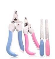 Pet Nail Clipper beauty tools Animal Trimmers Nails File Claw Cutters Cut Pets Grooming Scissors Dog Cats Supplies GWE5521