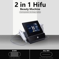 2 In 1 Hifu Skin Care Vaginal Tightening Device Facial Massage Face Lifting Equipment Body Shape Sliming Machine
