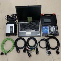 MB STAR C4 Ordinateur portable pour au-Di V-W 5054A ODIS 2in1 avec Dernier logiciel HDD 1TB 4G D630 PC Scanner de diagnostic PC prêt à l'emploi