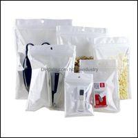 Packing Office School Business & Industrialclear + White Smell Proof Mylar Plastic Zip Lock Bags Runtz Packaging Opp Bk Gift Packages Pvc Ba