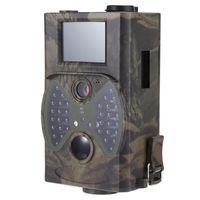 Jagd-Kamera wasserdichte Video-Scouting-Nachtsicht-LEDs-Trail-Wildtier-Tier-Trap-Kameras