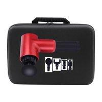인기있는 3C 전자 디지털 포장 박스 EVA FASCIA GUN 스토리지 가방 마사지 포켓 운반 보호 커버