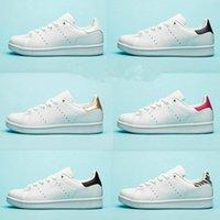NEW2021 Chaussures Scarpe Stan Smiths Zapatos Klasik Casuals Ayakkabı Yüksek Kalite Smith Erkekler Shoess Rahat Deri Kadın Spor Sneakers01
