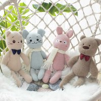 Accompagner dormir ragdoll mignon poupée chat poupée enfants jouets poupées enfant anniversaire cadeau