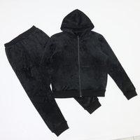 Jacket brand luxury Clothing Sets pants men's suit 2PCS sportswear deportivo sports hoodie jogger casual wear