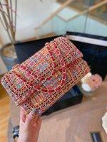 Sacos de pano de saco de moda Sacos de tecido importado detalhes Perfect designer feminino tamanho 25 antigo Egito atacado bolsa