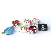 실리콘 vape 밴드 아름다움 만화 장식 가방 반지 다채로운 실리콘 링 위의 18mm Mods RDA RTA RDTA Atomizers DHL 무료