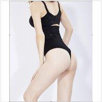 جديد أزياء بيكيني قيعان 2021 الصيف إمرأة العنصرية سلسلة عالية الخصر جنسي الملابس الداخلية الملابس الداخلية السباحة السراويل النساء