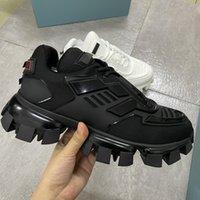 Дизайнерская платформа Cloudbust Thunder Khookers для мужчин Женщины Технические ткани Шнуровые резиновые тренажеры 3D Легкие наружные туфли на открытом воздухе с коробкой