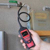 محلل الغاز كاشف تسرب متر الاحتراق اختبار الطبيعية القابلة للاشتعال 9999 جزء في المليون 20٪ lel