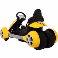 Pedal Karts Electric 2020 Hot New Design Safety Blet Anti-Explosion Soft Wheel Powered Toy Car For Kids Scooters