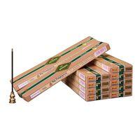 Fragrance Lamps Sandal Handmade Natural Incense Stick 120pcs lot Golden Wood India Laoshan Sandalwood Incenses