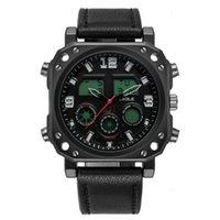 Relógios de pulso impermeável alarme multifuncional novo asj homens semanais cinto de quartzo eletrônico relógio 2i6tf1s0