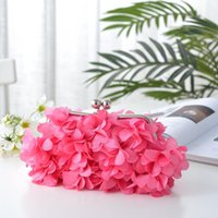 Sac de banquet de fleurs HBP Sacs Bride Sacs Night Shop Sacs Sac Sac Fashion Cheongsam Sac à main