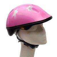 Racing Sets Jungen Mädchen Kinder Kinder Sicherheit Helm Knie Ellenbogen Pad Set Radfahren Skate Bike