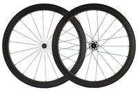 자전거 바퀴 superteam 50mm clincher 자전거 wheelset 현무암 제동 700C