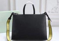 Mode Frauen Leder Handtasche Outdoor Bags Gelb Gürtel Umhängetasche Einkaufen Mehrere Zwischenschichten