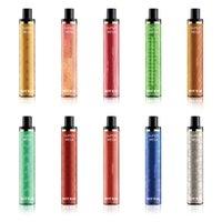 Hotbar Süper Mega Tek Kullanımlık Vape Pen 3000 Puffs Cihazı E-Sigarası 1350mAh Pilin E-Sigarası Seçebilirsiniz