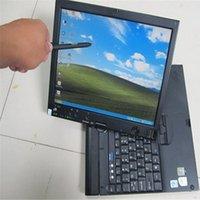 Super Diagnostic Computer con software di riparazione AllData HDD 1TB 10.53 e ATSG Versione installata Laptop X200T Touchscreen Win7