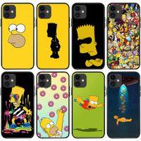 Moda legal dos desenhos animados engraçado telefone casos design macio tpu cute divertimento capa para iphone 13 pro max 12 mini x xr xs 11