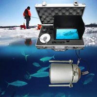 7inch Screen Portable Fishing Camera Fish Finder Waterproof ...