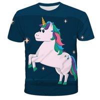 T-shirt adolescenti Ragazze Ragazzi 4 5 6 7 8 9 10 11 12 13 14 Anni Bambini Bambini Vestiti Estate Boy Tops