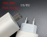 UPS DHL 20W 18w Good Quality 18W 20W PD Type C USB Chargers Fast Charging EU US Plug Adapter Mobile Phone power delivery Quick Charger
