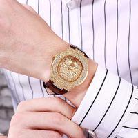 시계 달력 CJ 패션 다이아몬드 하이 엔드 남성용 팔찌 별 방수 쿼츠